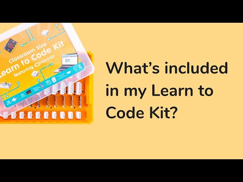 SAM Labs Learn to Code kit (zonder micro:bit)