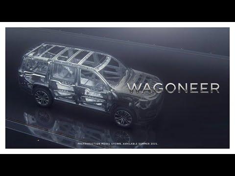 Musique pub  Jeep Grand Wagoneer et Wagoneer |  Découvrez la technologie avancée et la sécurité    Juin 2021