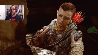 No Place For A Boy | God of War (PS4) | PART 2