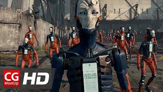 "CGI Animated Short Film HD ""Adam "" by Unity Technologies | CGMeetup"