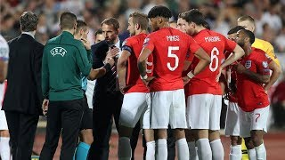 video: England stand firm in face of sickening racism as they thrash Bulgaria on night of shame in Sofia