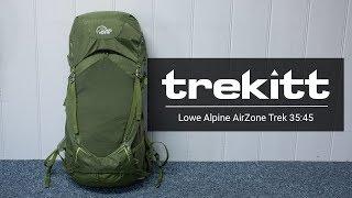 Inside Look: Lowe Alpine AirZone Trek 35:45