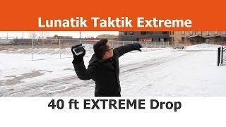 40 ft Extreme Drop - Lunatik Taktik Extreme - iPhone 5S Cases