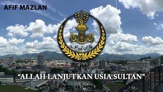 "Malaysia State Anthem: Perak - ""Allah Lanjutkan Usia Sultan"""