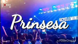 PRINSESA - 6cyclemind   Toyota Music Fest 2018