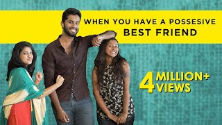 When you have a Possessive Best Friend | Awesome Machi | English Subtitles