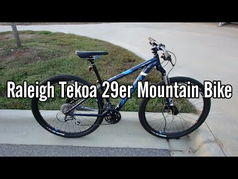 Raleigh Tekoa 29er Mountain Bike Review
