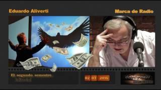 Eduardo AlivertiEditorial  El Segundo Semestre 02 /07 /2016  Marca De Radio