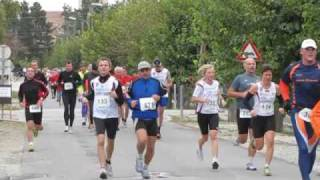 preview picture of video 'Strasshof | WVLC 2009 | Herbstlauf'