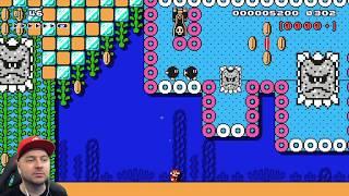 Super Mario Maker: вода, Линк и покемоны
