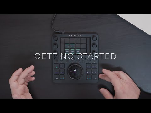 Loupedeck CT: Getting Started