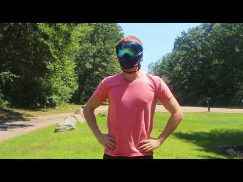 Push Unite NEW Paintball Mask Unboxing!