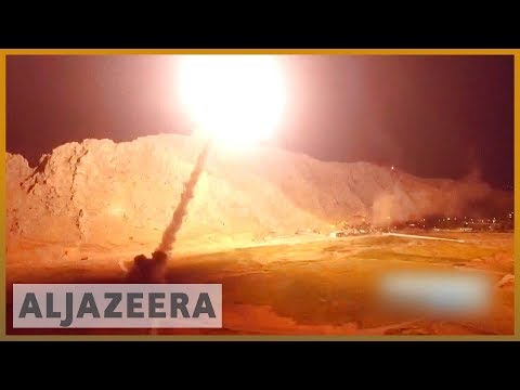 🇮🇷 🇸🇾 Iran fires missiles into Syria over parade attack | Al Jazeera English