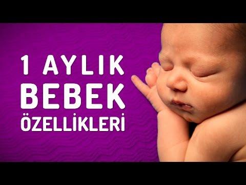 1-2 aylık bebek gelişimi nasıldır?