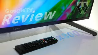 Sony 8096 Review (X800 Series)