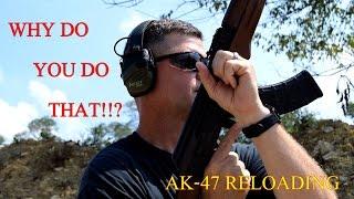 Reloading Your AK47