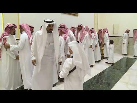 حفل زواج الشاب عبدالعزيز بن فهد بن عويض بن مسيند النفيعي