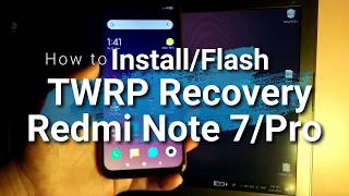 How To Unlock Bootloader, Install TWRP & Root Your Redmi