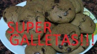 GALLETAS CHIPS AHOY | recetas de cocina faciles rapidas y economicas de hacer - comidas ricas
