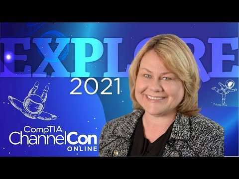 Welcome to ChannelCon Online 2021!   Day 1 Afternoon – August 3