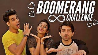 BOOMERANG Challenge | Rimorav Vlogs