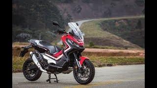 Honda X-ADV - Teste - Vídeo