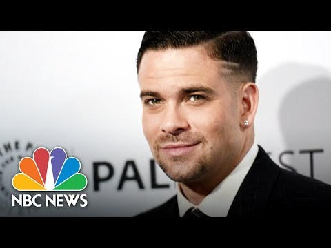 'Glee' Star Mark Salling Found Dead Ahead Of Child Pornography Sentencing | NBC News