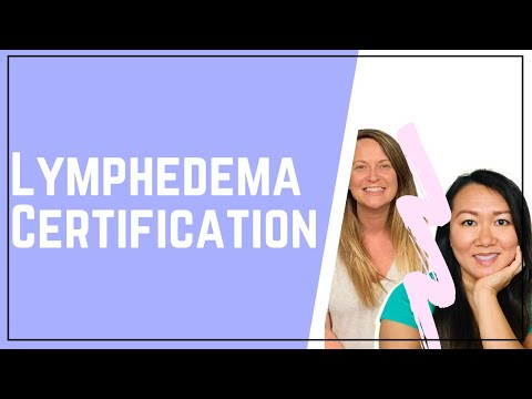 Lymphedema Certification and Hand Therapy | EP:17 Hands ...