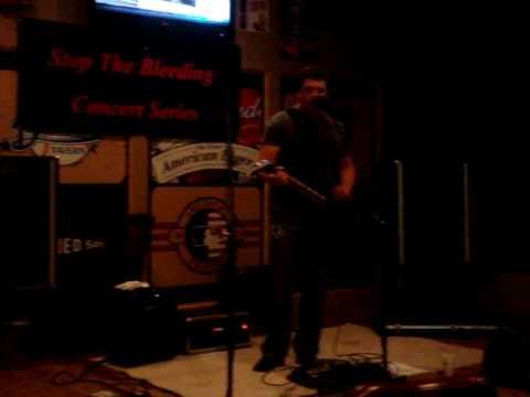 Matt Hannon - Hypnotic live at the Baseball Tavern