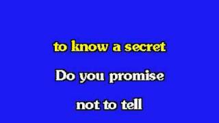 Beatles   Do You Want To Know A Secret