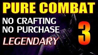 Extreme Skyrim Pure Combat Walkthrough - NO CRAFTING, NO PURCHASE - Part 3: Bleak Falls, Whiterun
