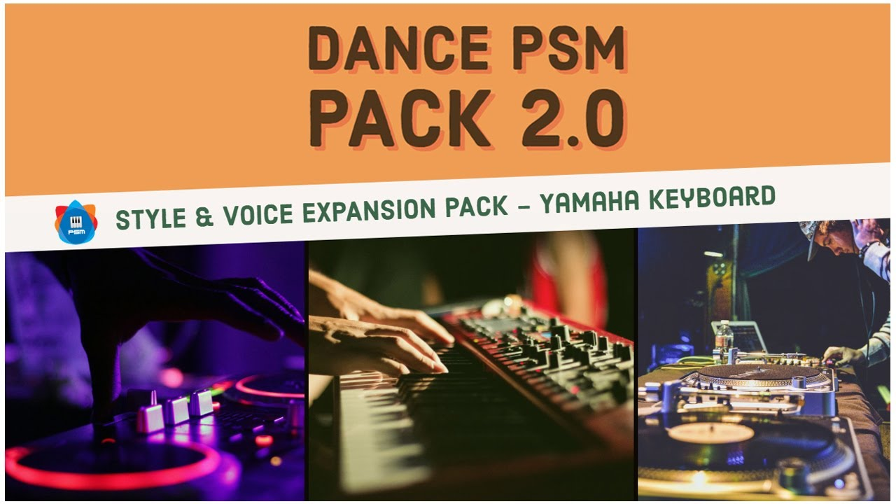 DANCE PSM Pack 2.0