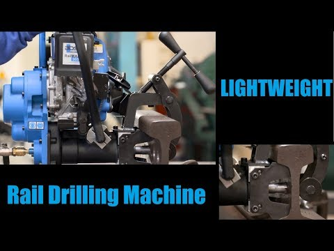 Railway Drilling Machines RDSO Approved