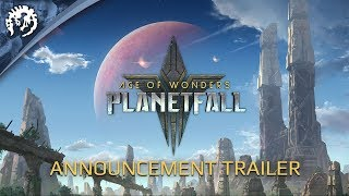 Age of Wonders: Planetfall Youtube Video