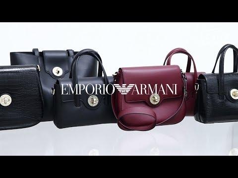 Die Herbst/Winter 2018-19 Kollektionen von Emporio Armani - Teil 3/3 | Scalia Group