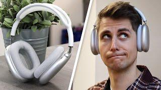 AirPods Max: Lohnen sich die 600€ Apple Kopfhörer? - Unboxing & Ersteindruck