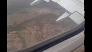 Abort landing Madurai Airport Bad weather