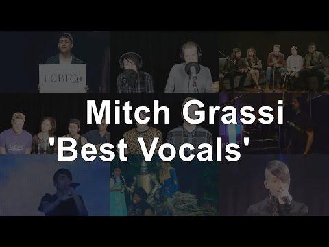 Mitch Grassi 'Best Vocals'