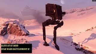 ELITE AT-ST MOD STAR WARS BATTLEFRONT II