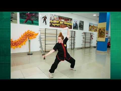 Tai Chi tem baixo impacto e Kung Fu é mais antigo, diz Giovana