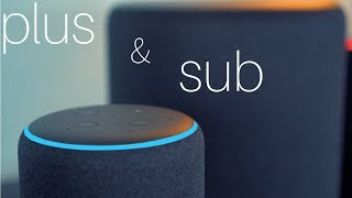 Echo Plus (2. Gen.) & Echo Sub | Tschüss Sonos...