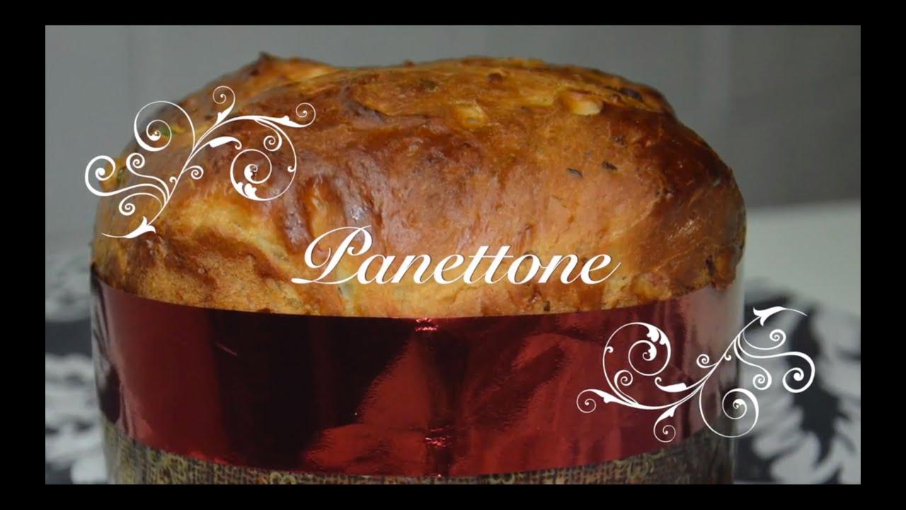 Panettone - Receta Thermomix | Pannetone Thermomix | Receta Panettone con Thermomix paso a paso
