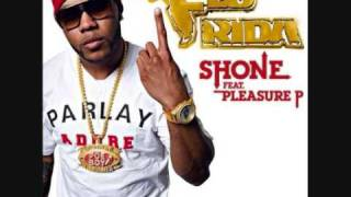 Flo Rida [Ft. Pleasure P] - Shone