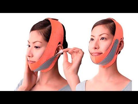 Выгодная покупка на Aliexpress. Обзор маски для подтяжки формы лица.