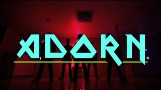 Andrew Baterina Choreography | Adorn by @MiguelUnlimited MIGUEL