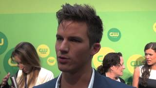 Мэтт Лантер, Matt Lanter - Star-Crossed - CW Upfronts 2013