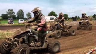 preview picture of video 'Quad Rennen MSC-Eichenried 2013 Quadsound'