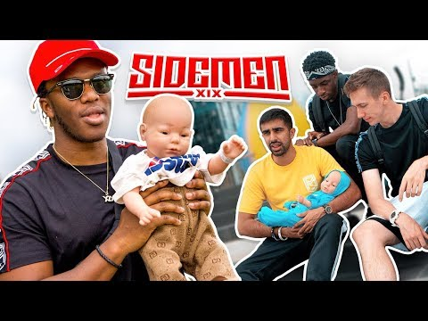 SIDEMEN BECOME PARENTS FOR 24 HOURS