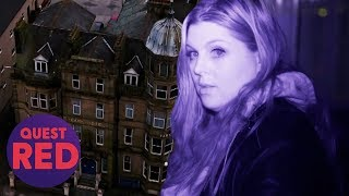 "Aggressive Spirit Tells Katrina To ""Shut Up"" | Paranormal Lockdown UK"