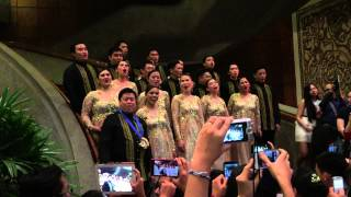 Jingle Bells -- Philippine Madrigal Singers